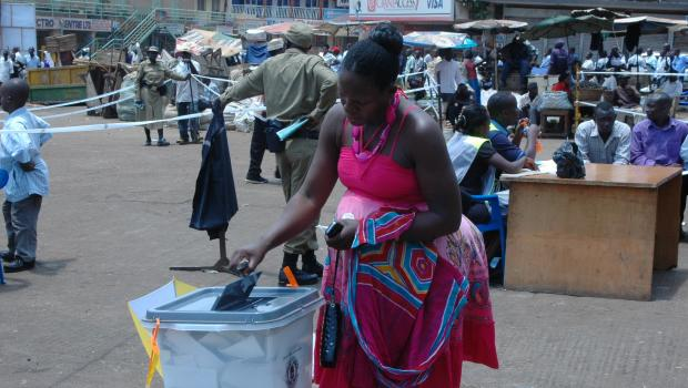 It is the right of every Uganda to cast their vote for their candidate of choice